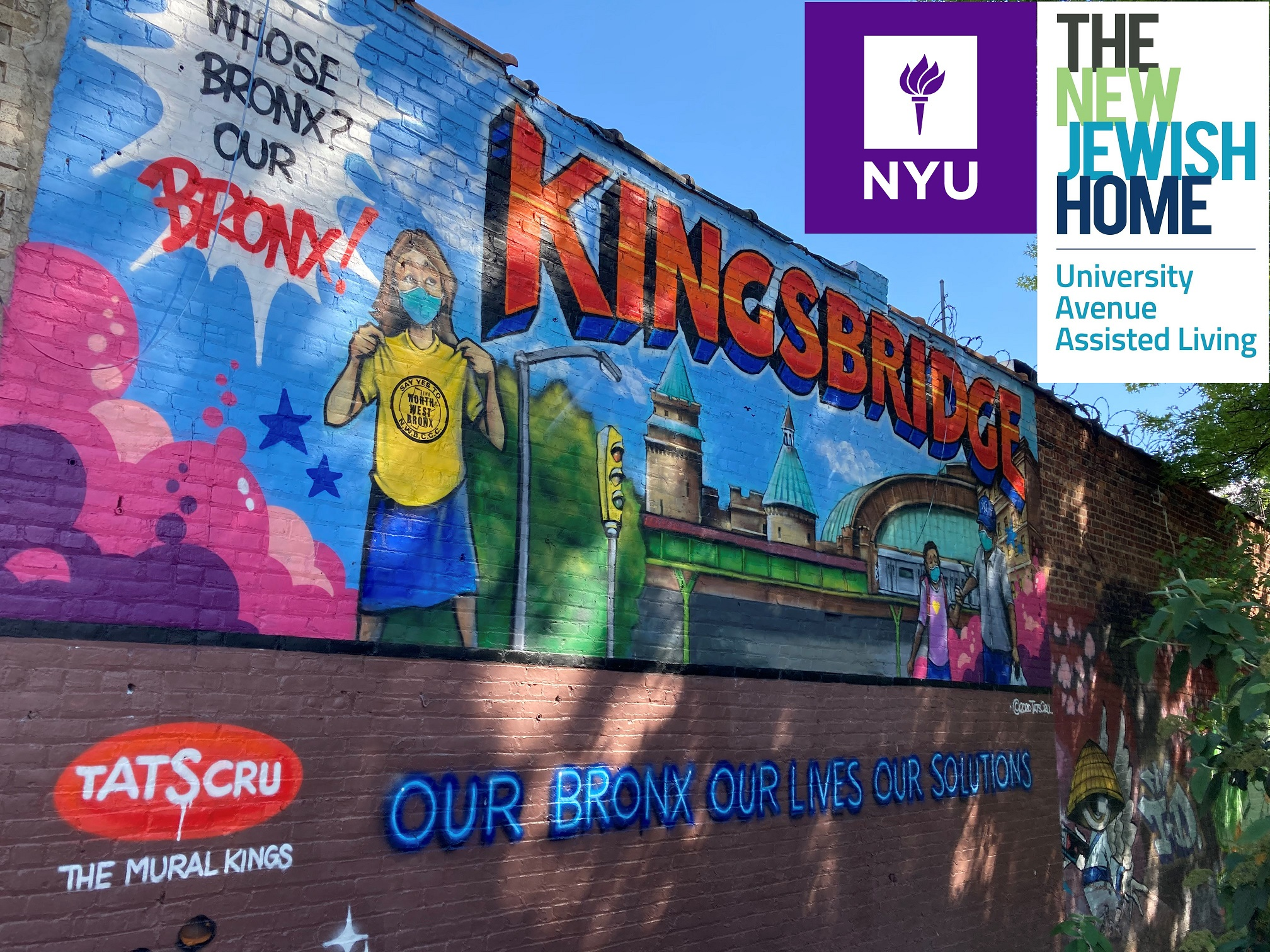 NYU College of Nursing and The New Jewish Home - Tipping Point Challenge Top 25 photo