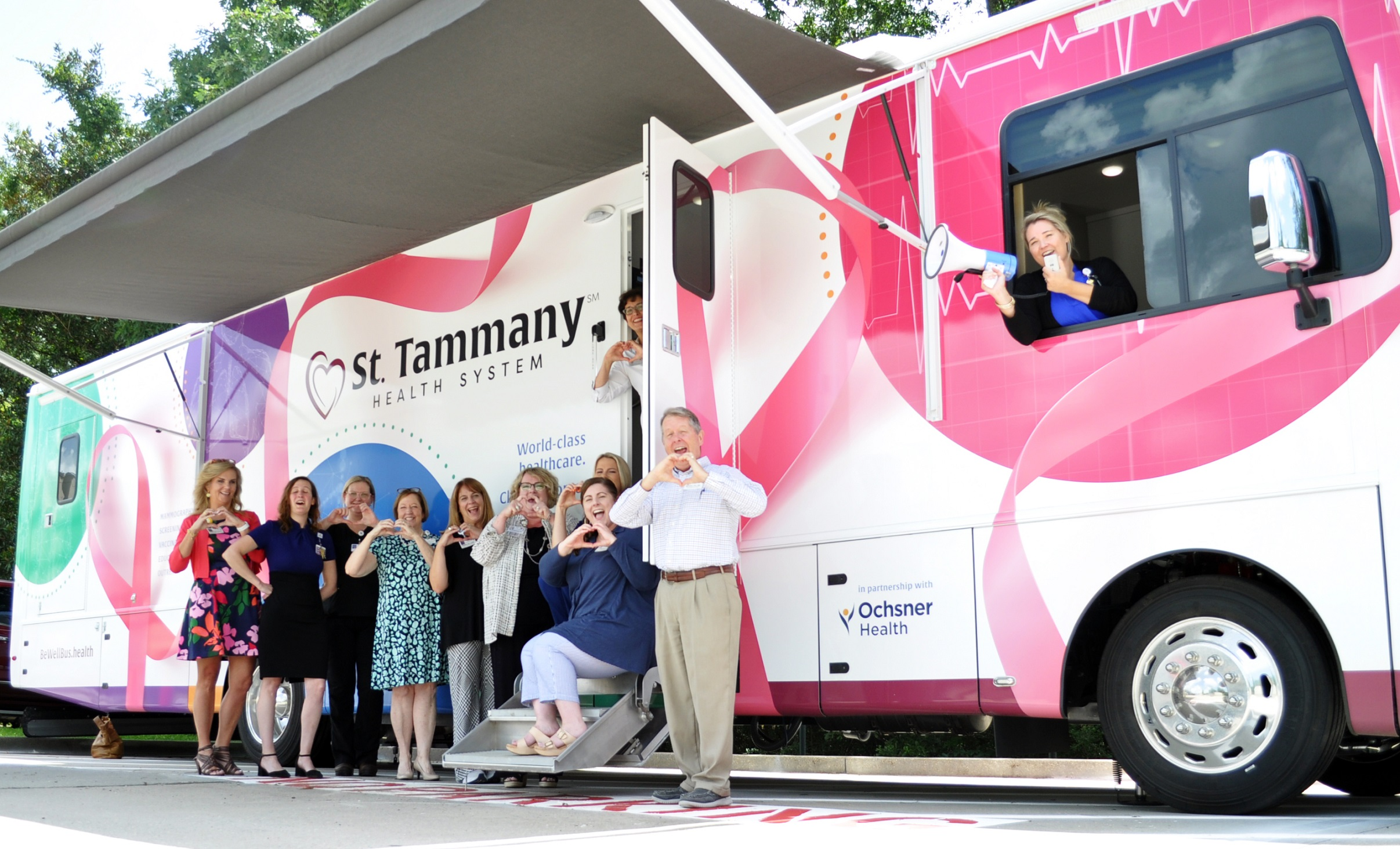 St. Tammany Health System staff photo